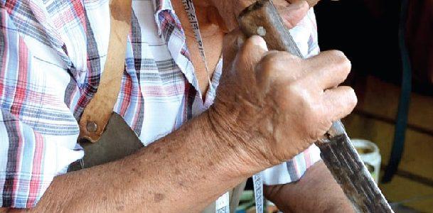 Miguel Esquivel: El talabartero del pueblo